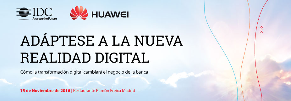 IDC Huawei Executive Lunch Madrid