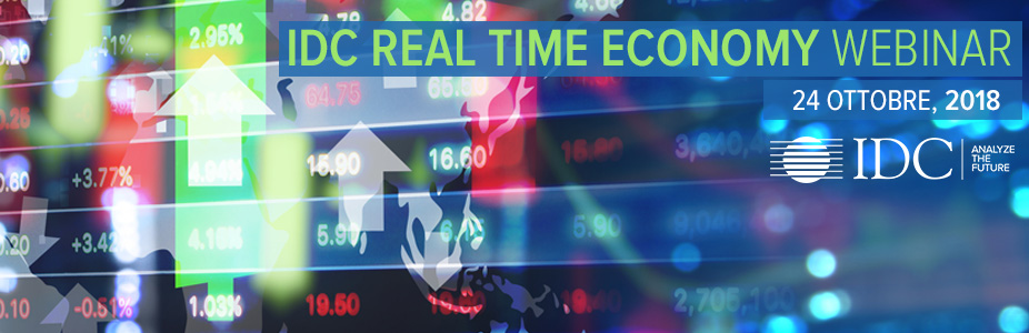 IDC Real Time Economy Webinar 2018