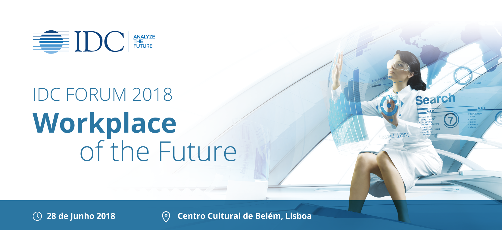WORKPLACE OF THE FUTURE | IDC FORUM 2018