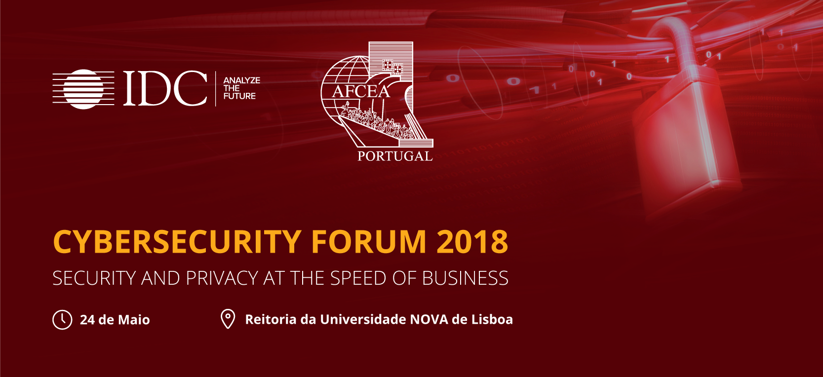 IDC CYBERSECURITY FORUM 2018