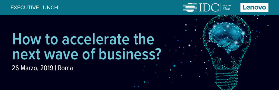 Lenovo: How to accelerate the next wave of business?