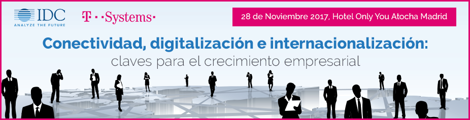 IDC T-Systems Executive Lunch Madrid  -28 de Noviembre-
