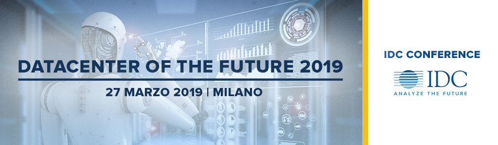 Datacenter of the future 2019 - Italy