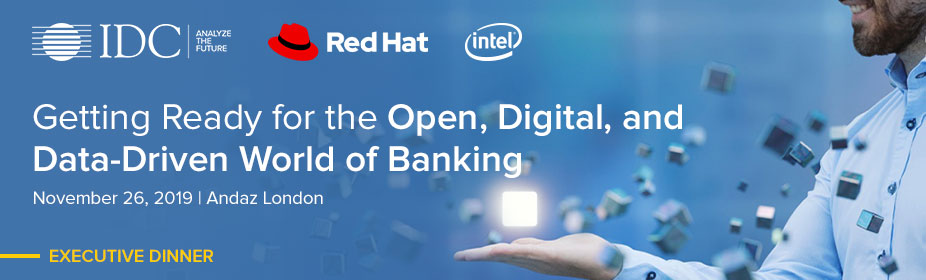 IDC, Red Hat and Intel Executive Dinner