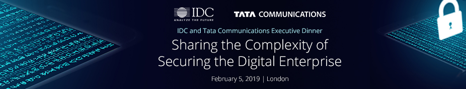 IDC and Tata Communications Executive Dinner