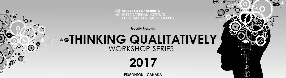 17th Thinking Qualitatively Workshop Series