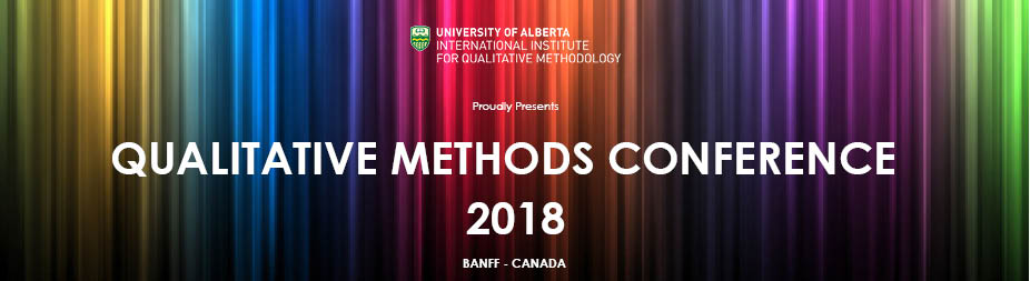 16th Qualitative Methods Conference