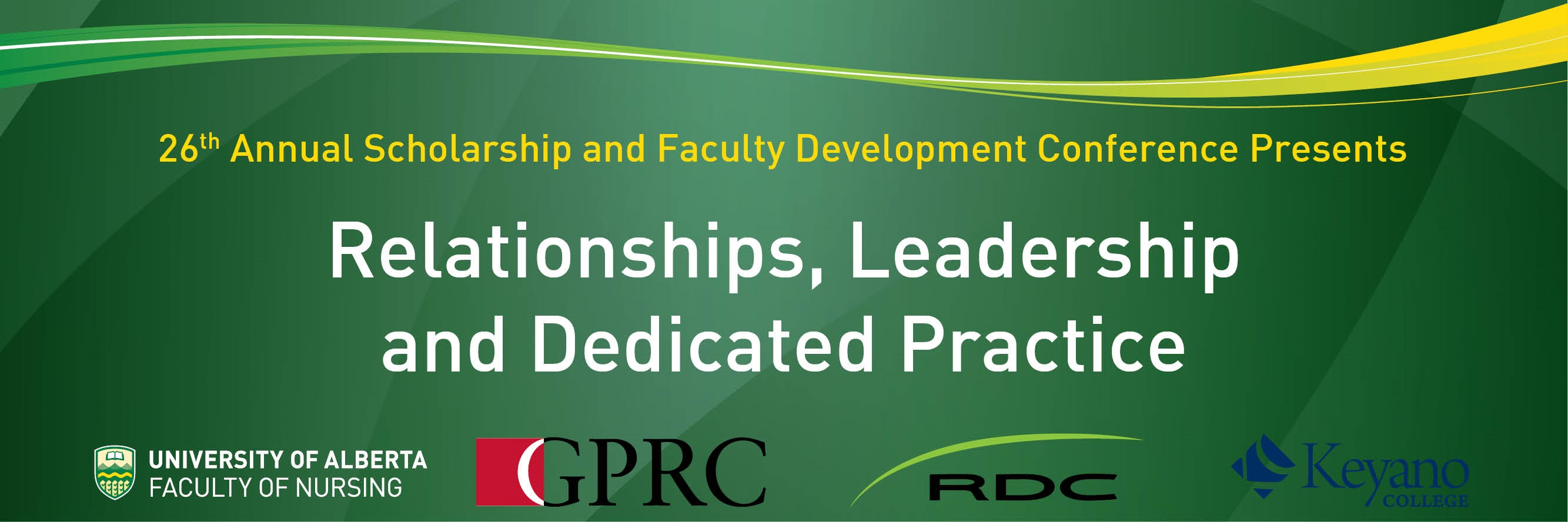 2017 Scholarship and Faculty Development Conference