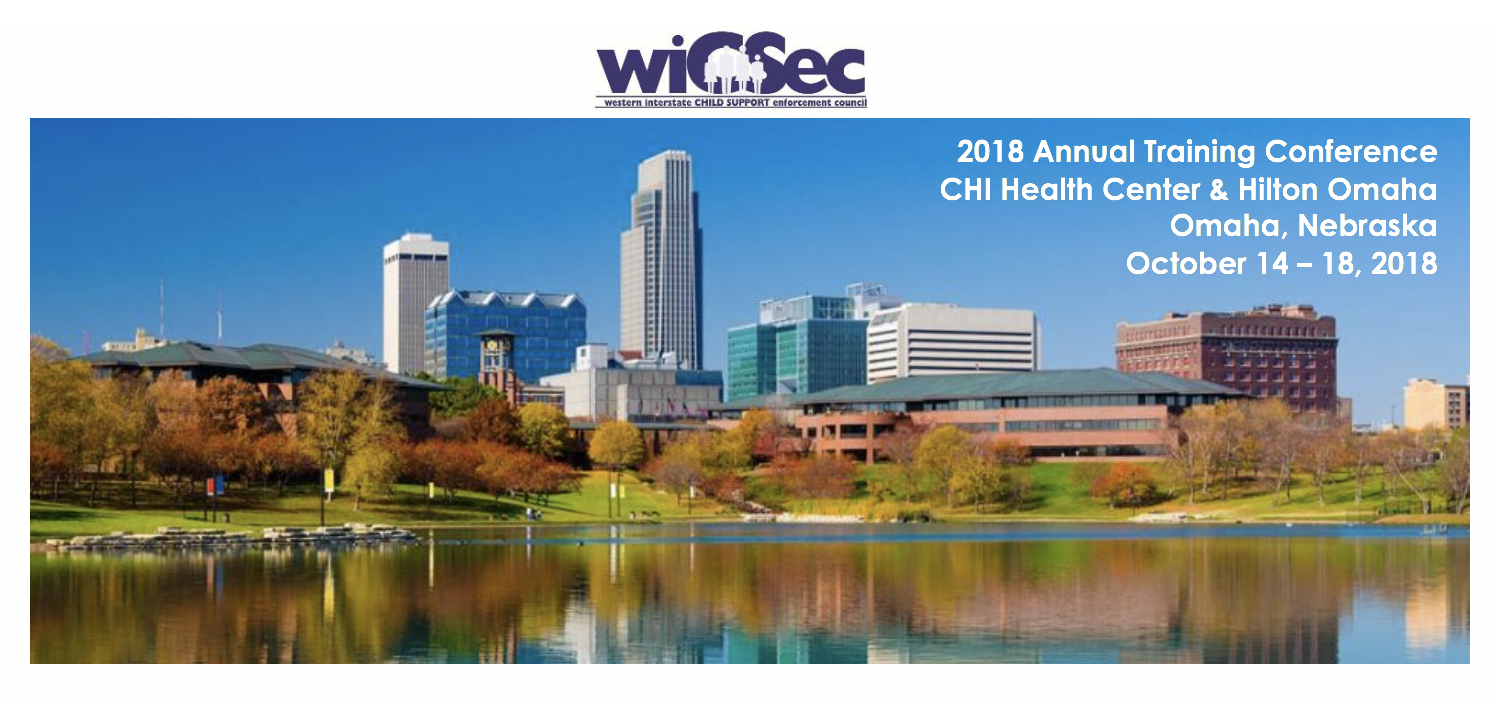 WICSEC 35th Annual Training Conference