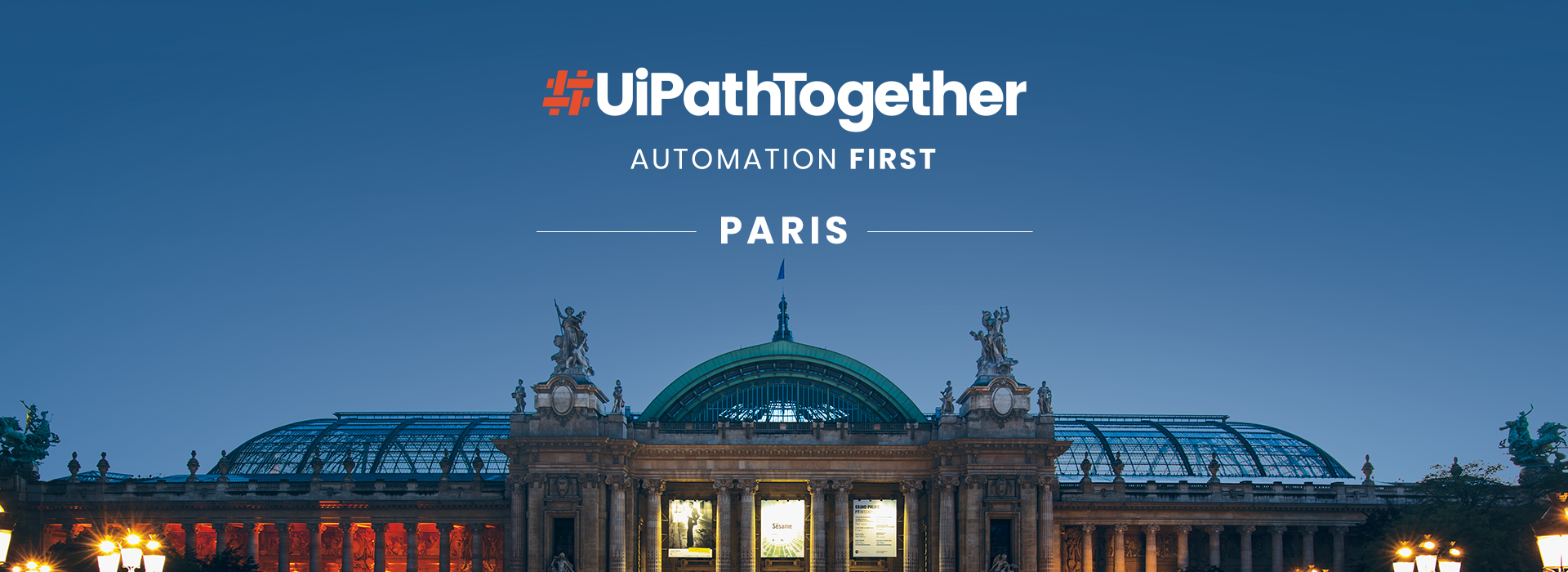 UiPath Together Paris 2019