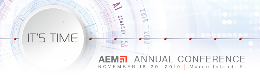 2019 AEM Annual Conference
