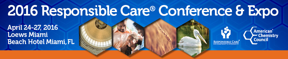 2016 Responsible Care® Conference & Expo