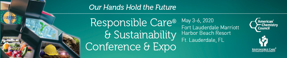 2020 Responsible Care & Sustainability Conference & Expo