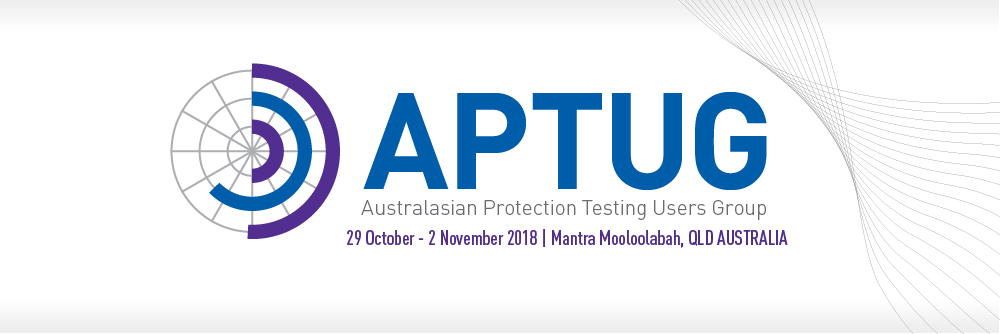 2018 Australasian Protection Testing Users Group