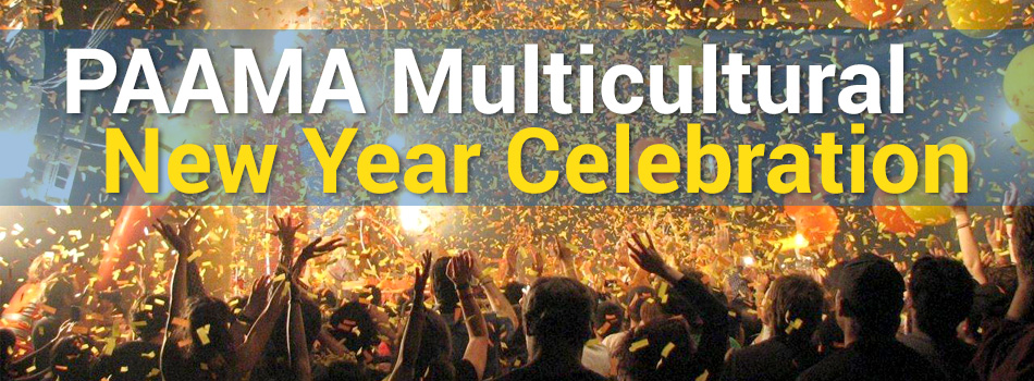 PAAMA Multicultural New Year Celebration