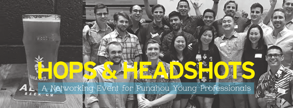 Hops and Headshots: A Networking Event for Young Professionals