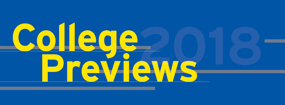 College Previews 2018