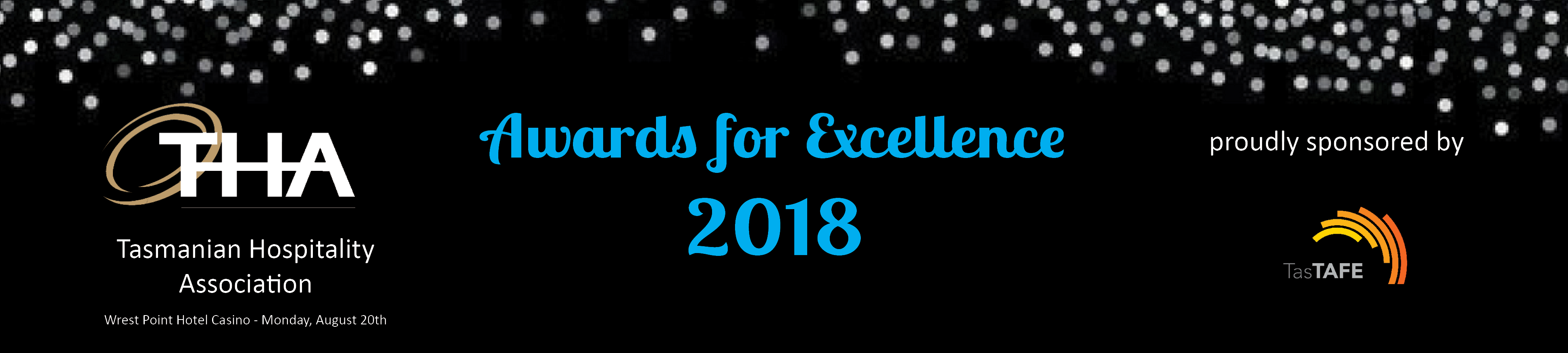2018 THA & TasTAFE Awards for Excellence