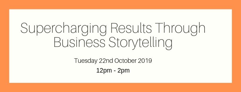 Supercharging Results Through Business Storytelling