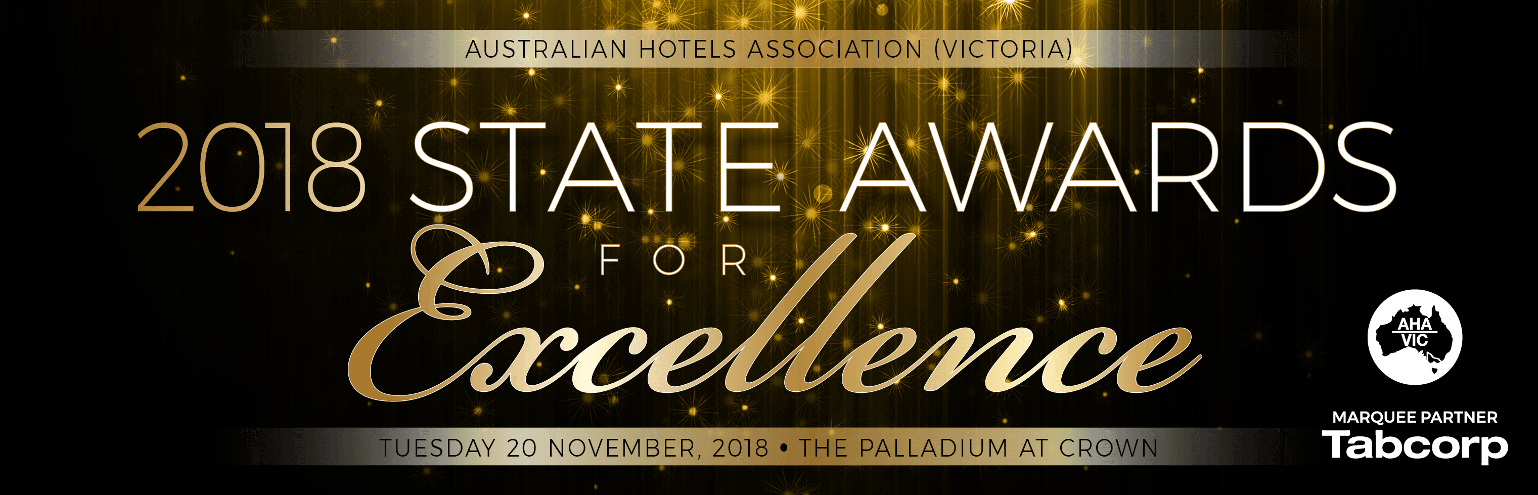 2018 AHA (Vic) State Awards for Excellence