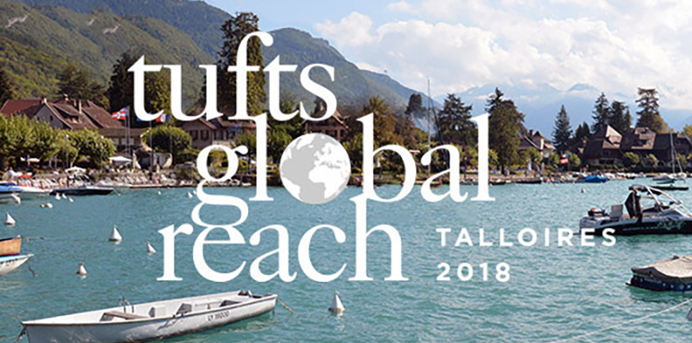 Tufts Global Reach Talloires