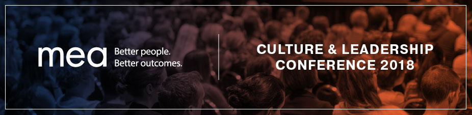 Culture & Leadership Conference 2018*+""
