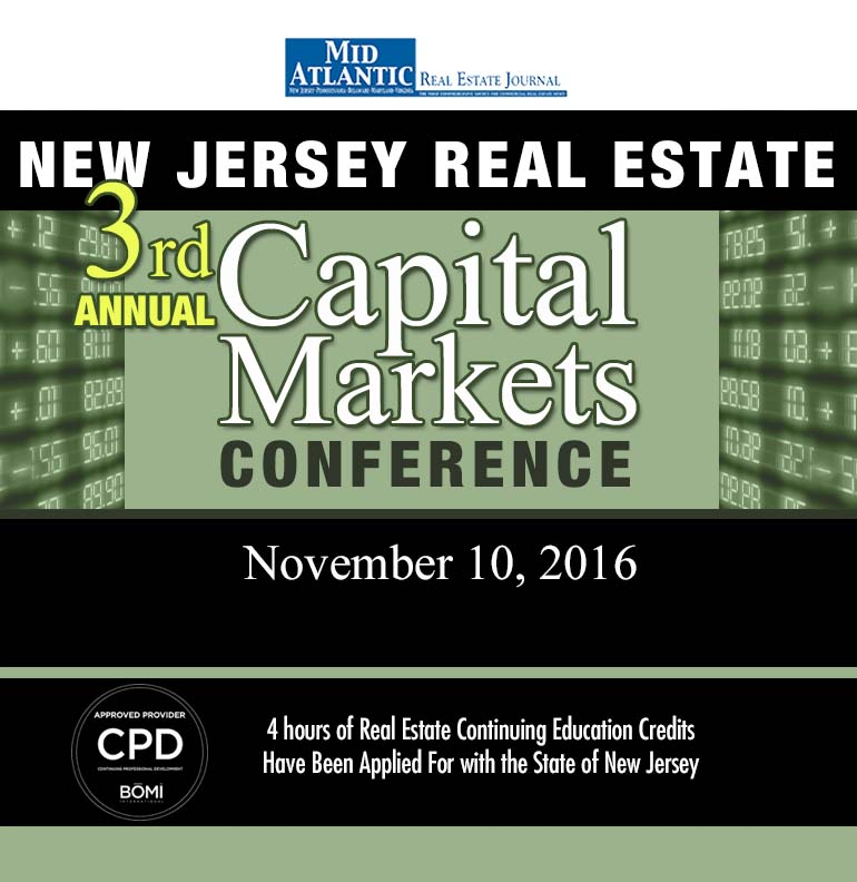 3rd Annual NJ Capital Markets Conference