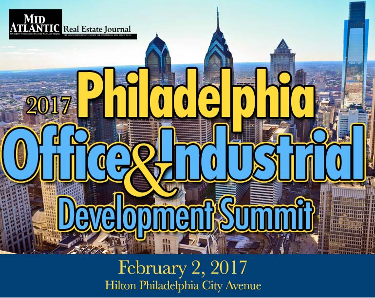 Philadelphia Office & Industrial – Development Summit