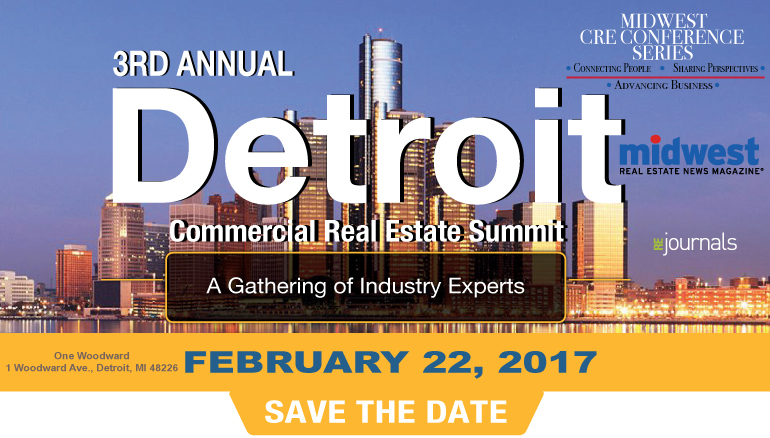 3rd Annual Detroit Commercial Real Estate Summit