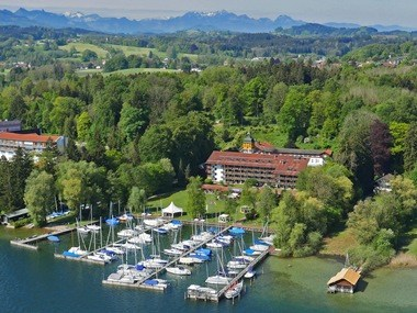 Exterior Yachthotel Chiemsee