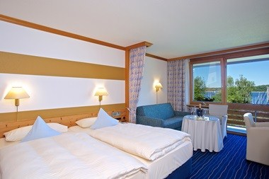 Guest Room Yachthotel Chiemsee