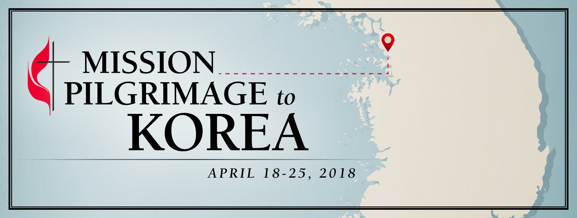 Mission Pilgrimage to Korea 2018