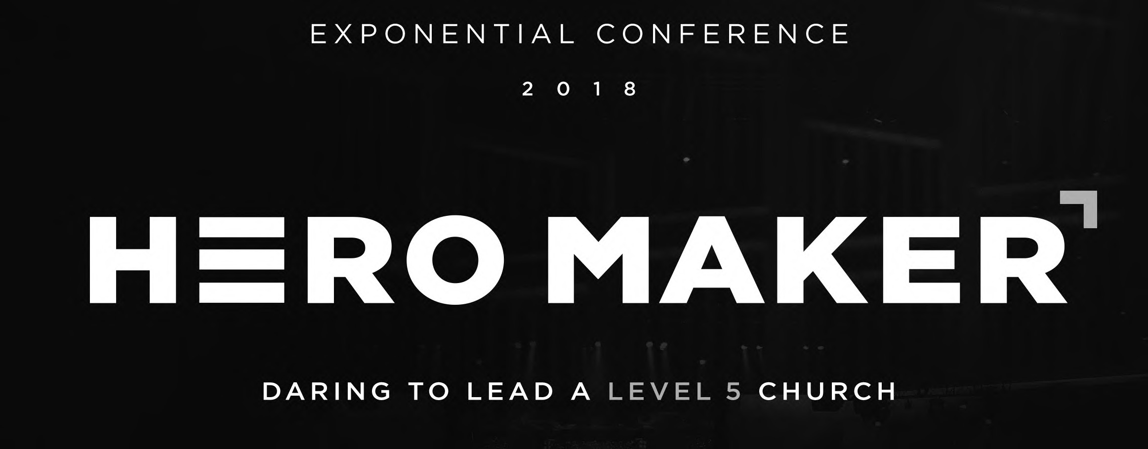 Exponential East 2018
