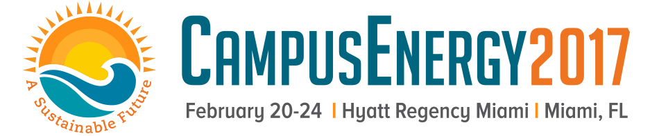 IDEA's CampusEnergy2017 Conference