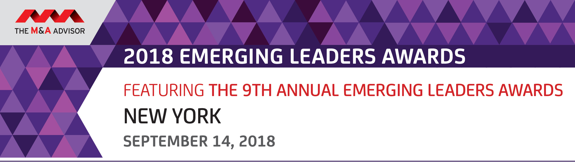 2018 Emerging Leaders Summit featuring the 9th Annual Emerging Leaders Awards