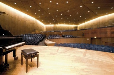 The Mozart Hall