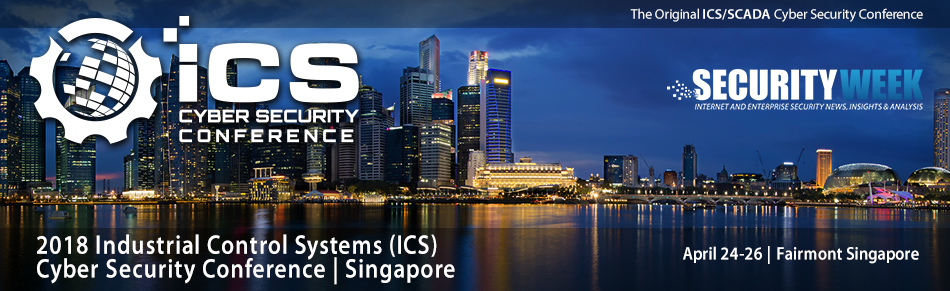 2018 Singapore ICS Cyber Security Conference Registration