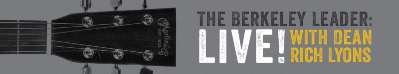 The Berkeley Leader: Live! An Evening with Dean Rich Lyons, BS 82