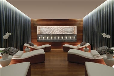 Vdara Health & Beauty Meditation Room