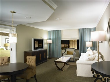 Resort Tower:  Parlor Suite