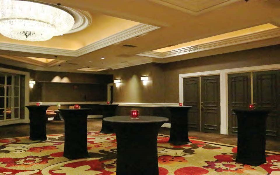 Meetings & Banquets Facilities Foyer