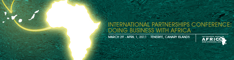 2011 International Partnerships Conference: Doing Business with Africa