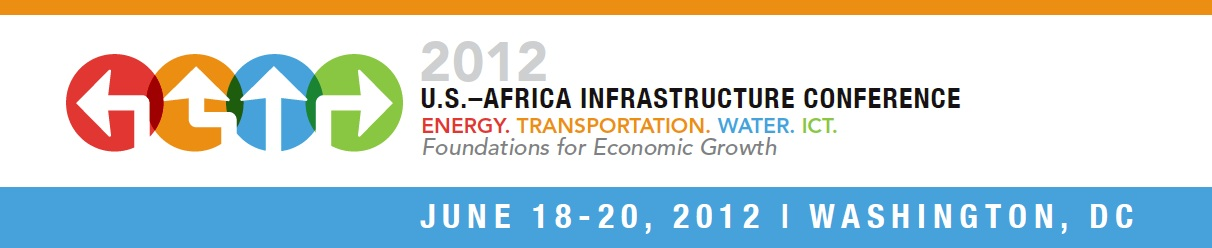 POST EVENT SITE 2012 U.S.-Africa Infrastructure Conference