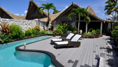 Secluded courtyard with Pool/Garden