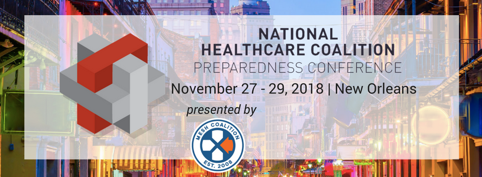 National Healthcare Coalition Preparedness Conference