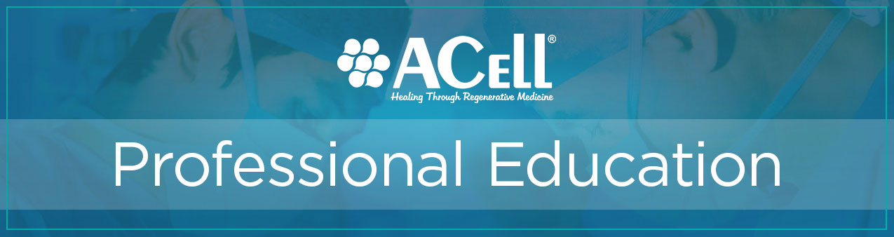 ACell - Abdominal Wall Reconstruction Lab Utilizing Gentrix® - September 15-16, 2017