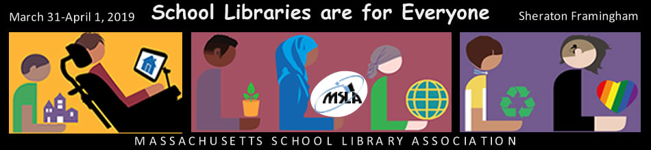 MSLA 2019: School Libraries Are For Everyone