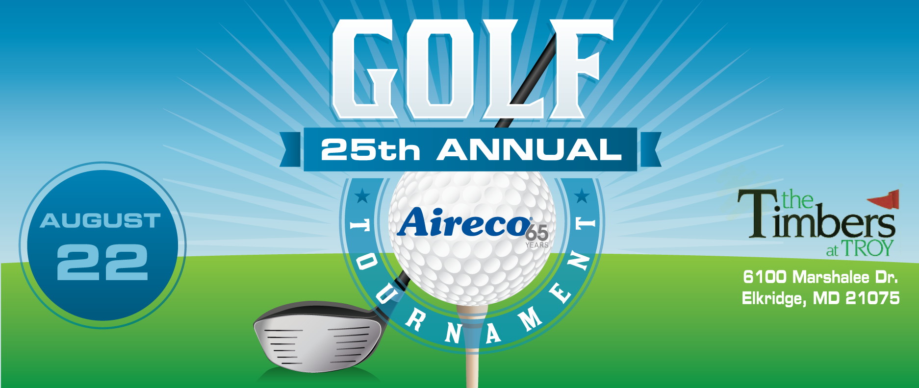 Aireco's 25th Annual Golf Invitational