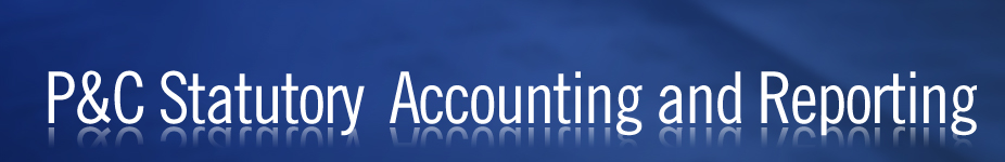 Fundamentals of P&C Statutory Accounting and Reporting