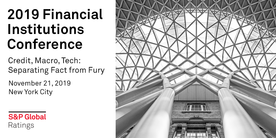 2019 Financial Institutions Conference